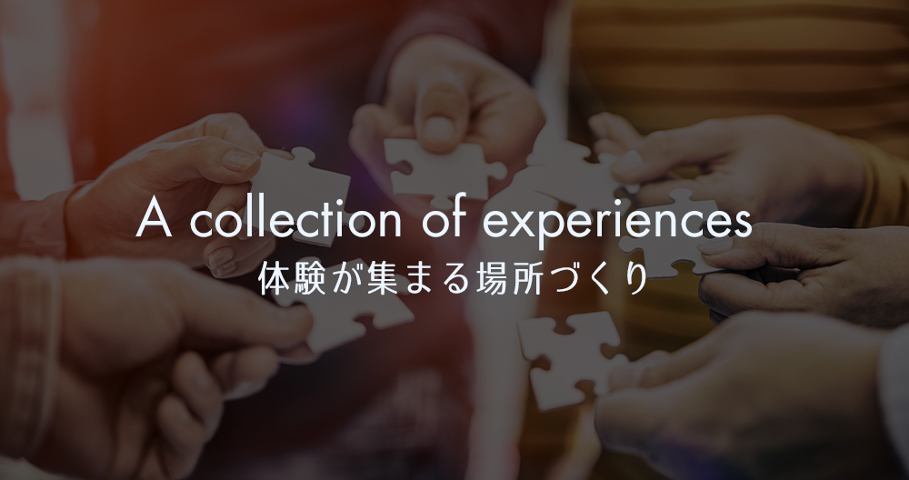 A collection of experiences