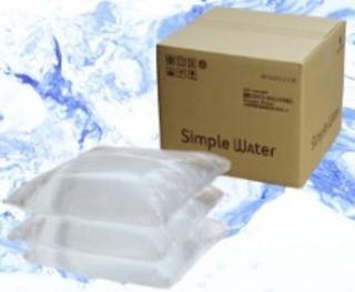 エコパック パック 水