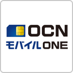 ocnモバイルロゴ